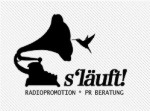 s'läuft! - Radiopromotion